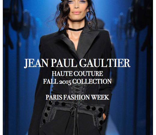Jean Paul Gaultier: