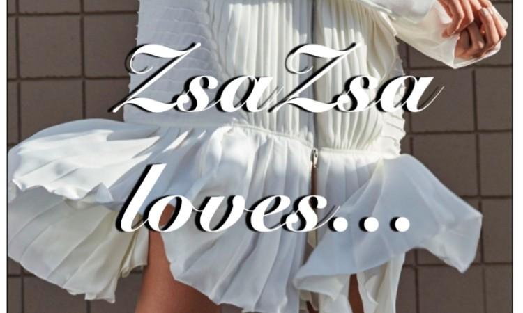 zsazsa loves