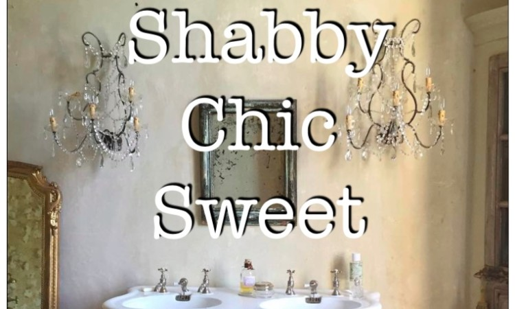shabby chic sweet