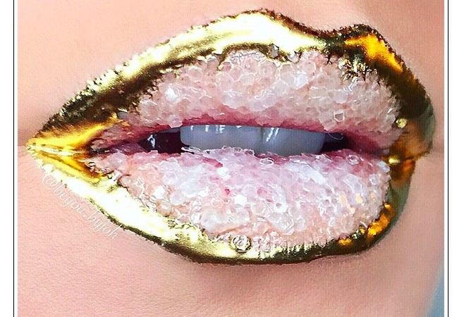 artful lips