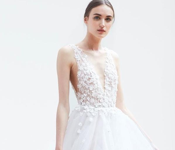 Exquisite Bridal Gowns: Oscar de la Renta May 26, 2017 | ZsaZsa ...