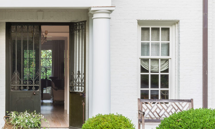 elegant home and art