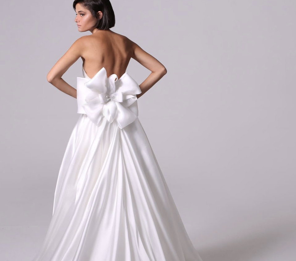 An Elegant And Beautiful Wedding Gown Collection To Share Today From Designer Michael Medina